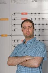 Razvan Iliescu, trainer Bittnet
