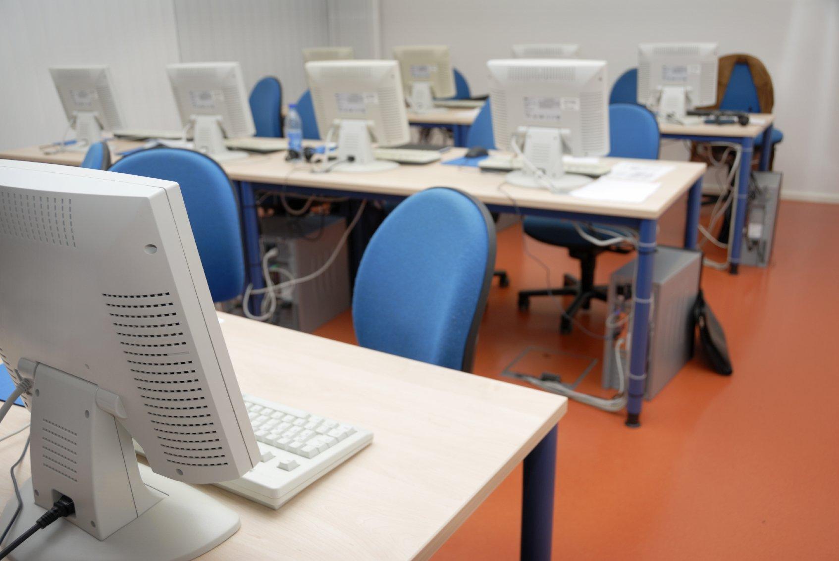 IT training centre
