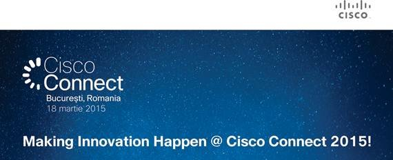 Cisco Connect 2015 banner
