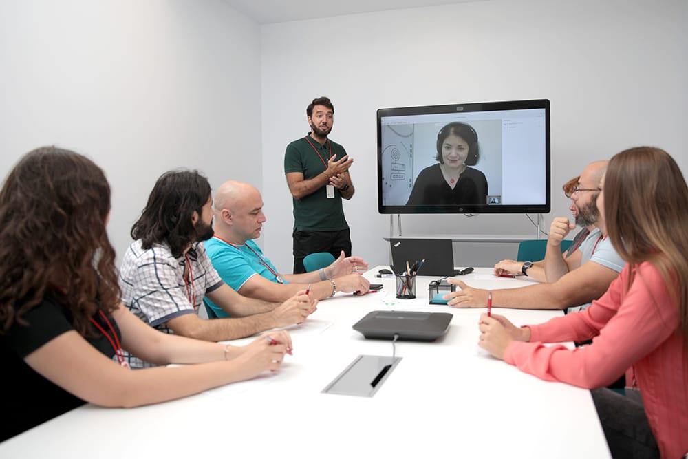 Predare Live Virtuala Bittnet Training