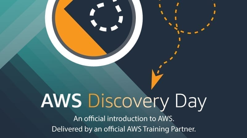 Banner AWS Discovery Day Decembrie 2020