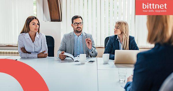 procesul de recrutare in IT bittnet training